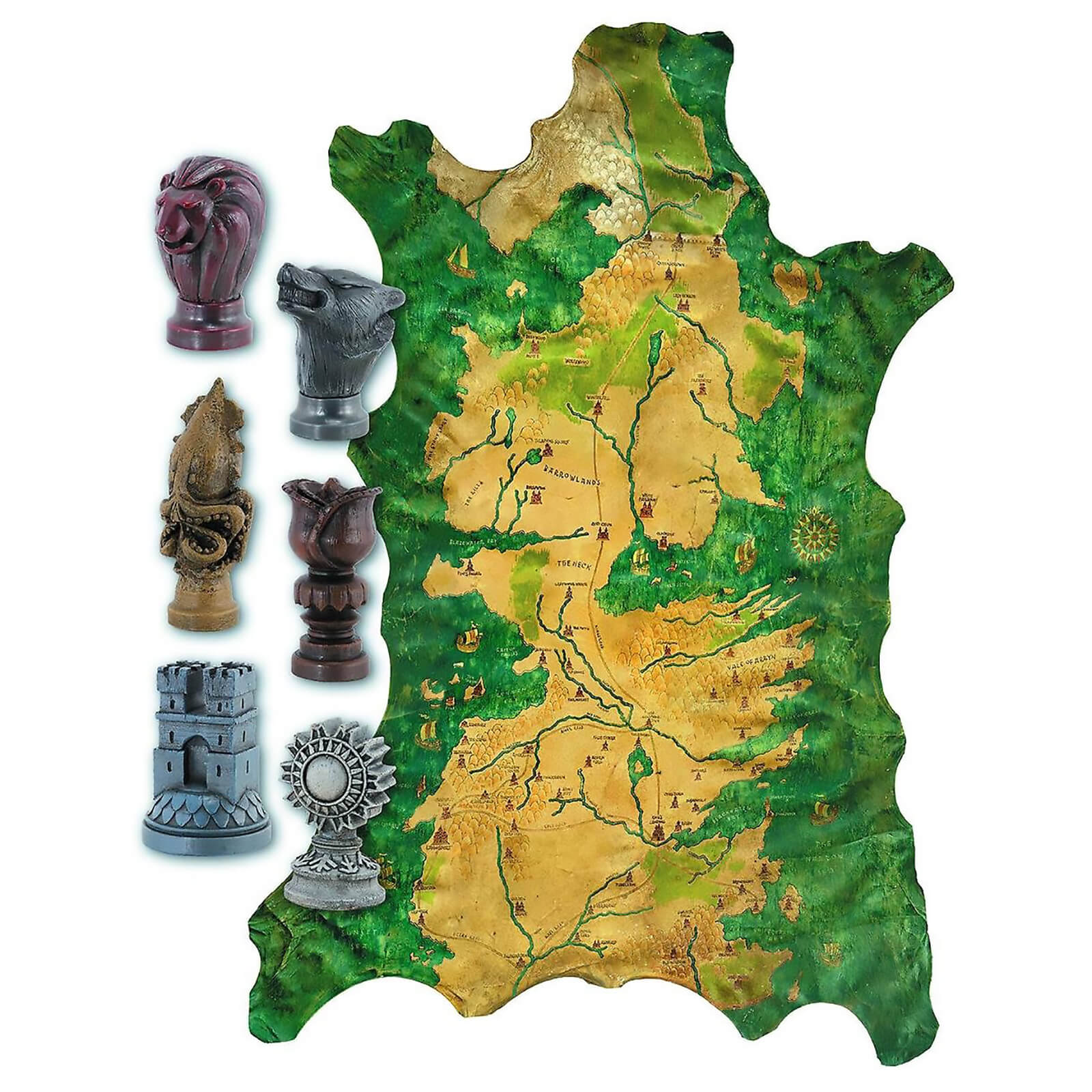 Dark Horse - Game of Thrones Stark Map Marker Set. Great ... on spooksville map, downton abbey map, narnia map, bloodline map, got map, justified map, jericho map, qarth map, camelot map, walking dead map, a storm of swords map, gendry map, world map, star trek map, guild wars 2 map, clash of kings map, dallas map, valyria map, winterfell map, jersey shore map,