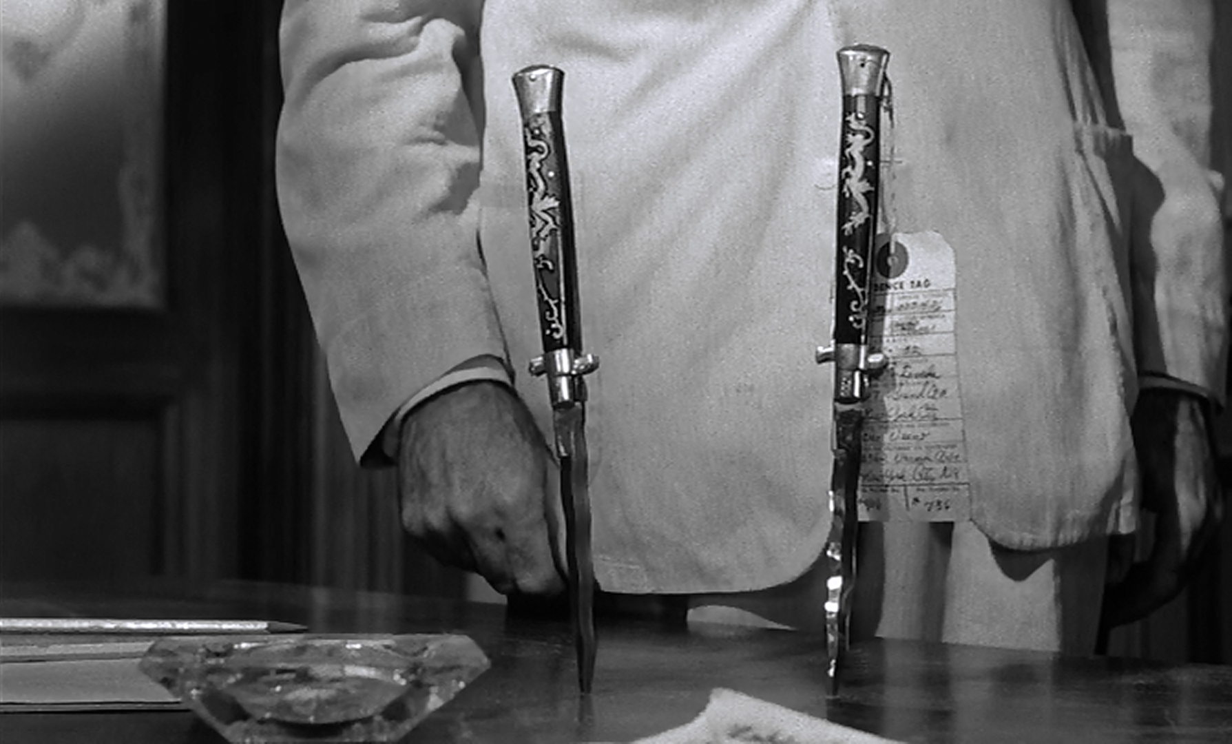 12 Angry Men switchblade knife | RPF Costume and Prop Maker