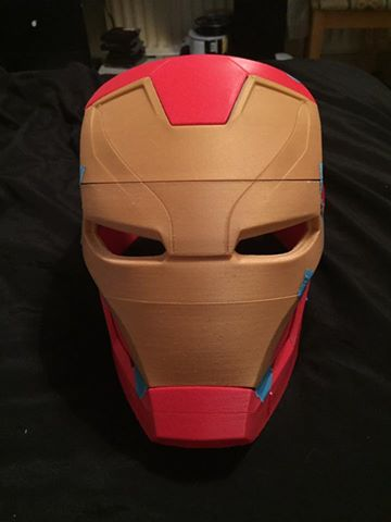 3D Printing Iron Man MK46 Suit | RPF Costume and Prop Maker
