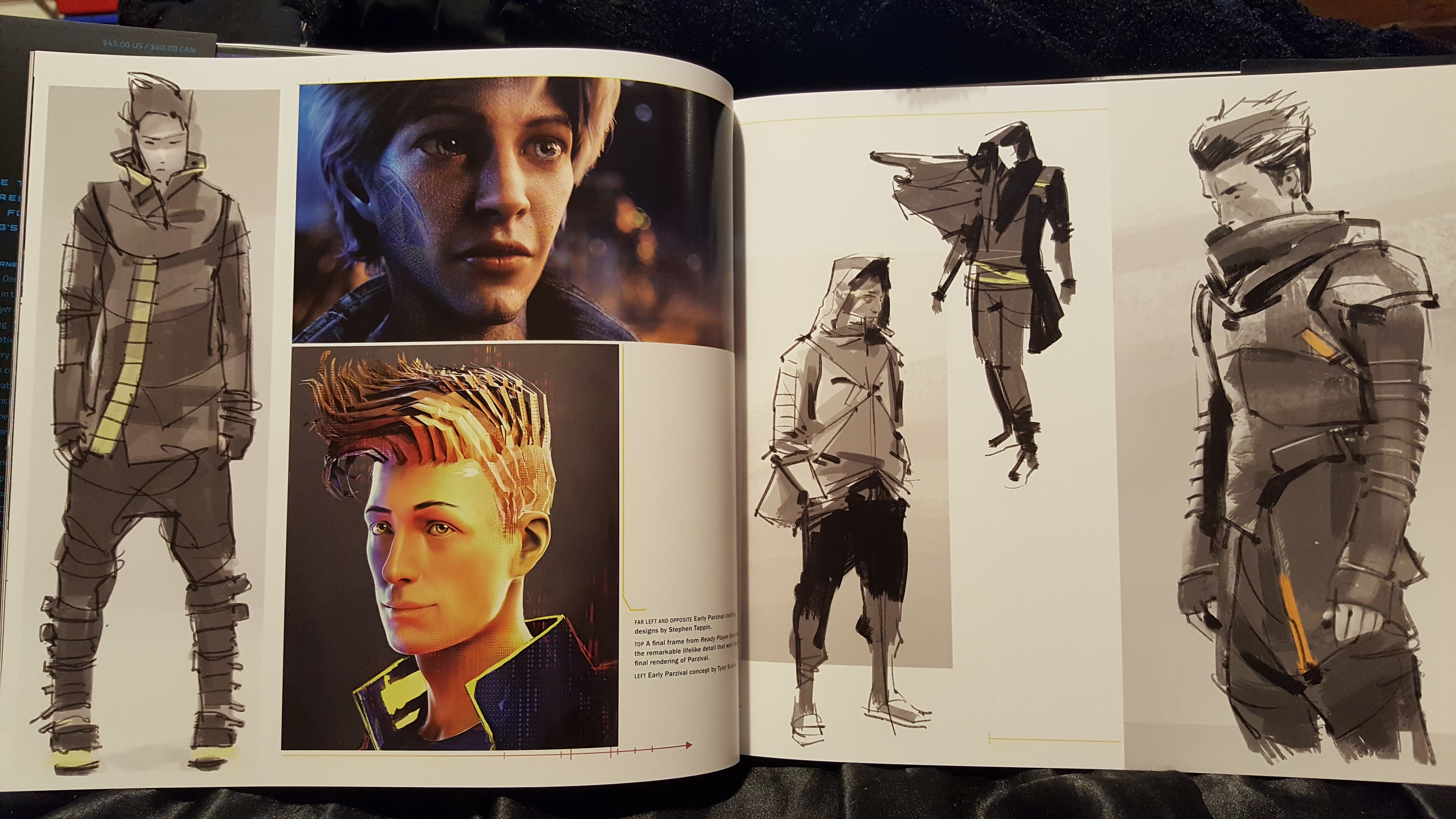 Parzival Costume Thread Ready Player One Page 2 Rpf