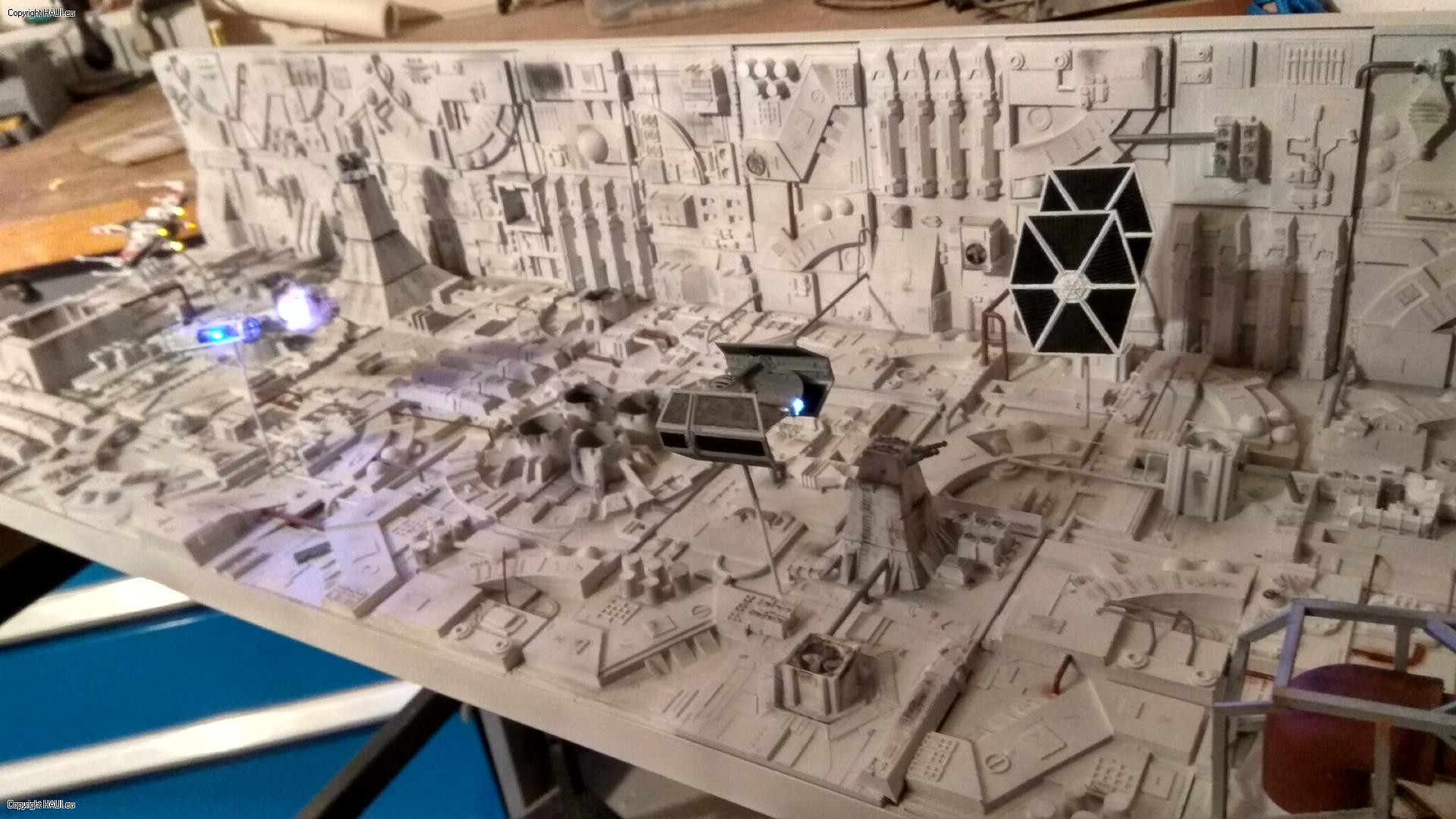Death Star Trench | Page 2 | RPF Costume and Prop Maker