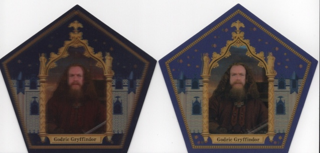 graphic about Harry Potter Chocolate Frog Cards Printable named Just about every Harry Potter chocolate frog playing cards towards Common