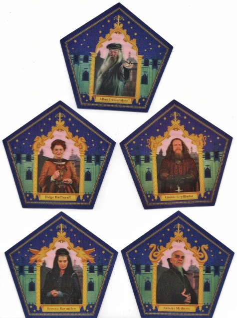 graphic regarding Chocolate Frog Printable titled Each individual Harry Potter chocolate frog playing cards towards Common