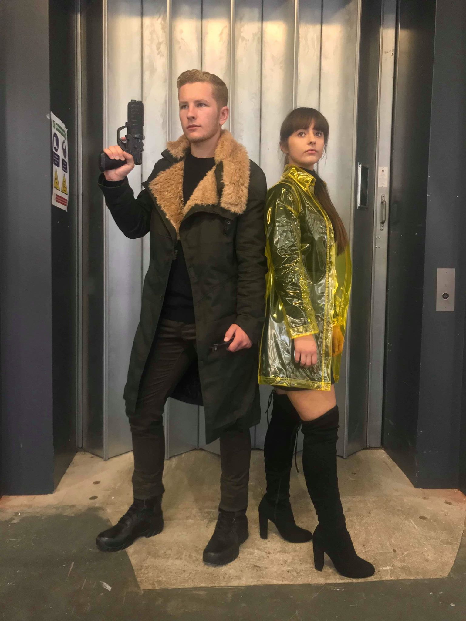 Ryan Gosling K Blade Runner 2049 Page 56 Rpf Costume And Prop Maker Community