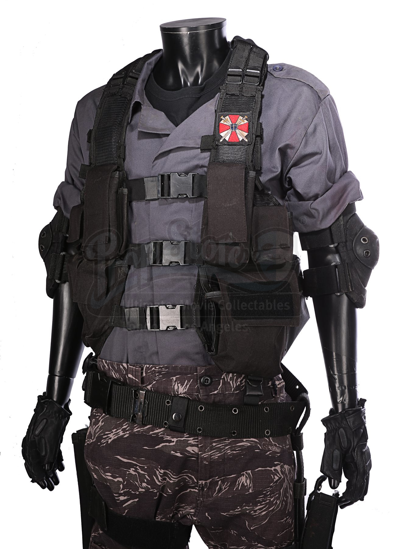 New Airsoft Loadout Cosplay Umbrella Trooper Resident Evil