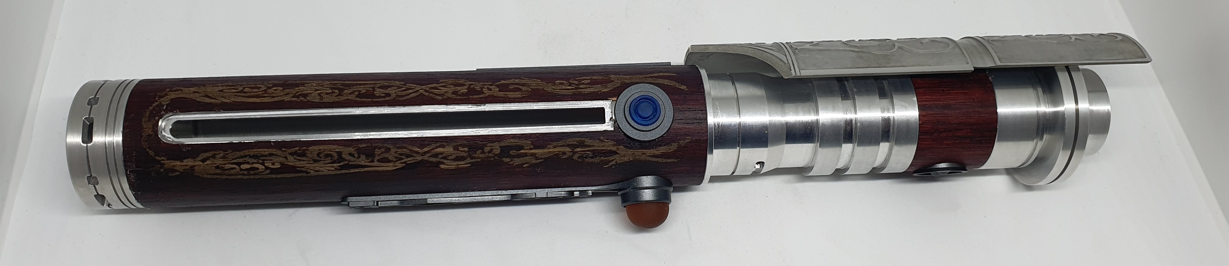 Orgus Din Lightsaber Hilt Odin S Wrath 2020 Run By Jawas Junkyard Rpf Costume And Prop Maker Community Gungi is a young wookie from the kids television series star wars the clone wars, i have looked at the internet for the past 2 days trying to find a mod that lets me get gungi's lightsaber but i have had no. orgus din lightsaber hilt odin s wrath