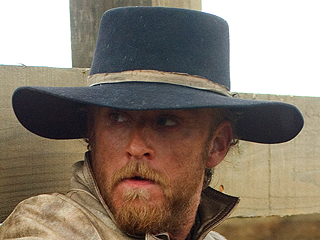Charlie Prince's Hat from 3:10 to Yuma