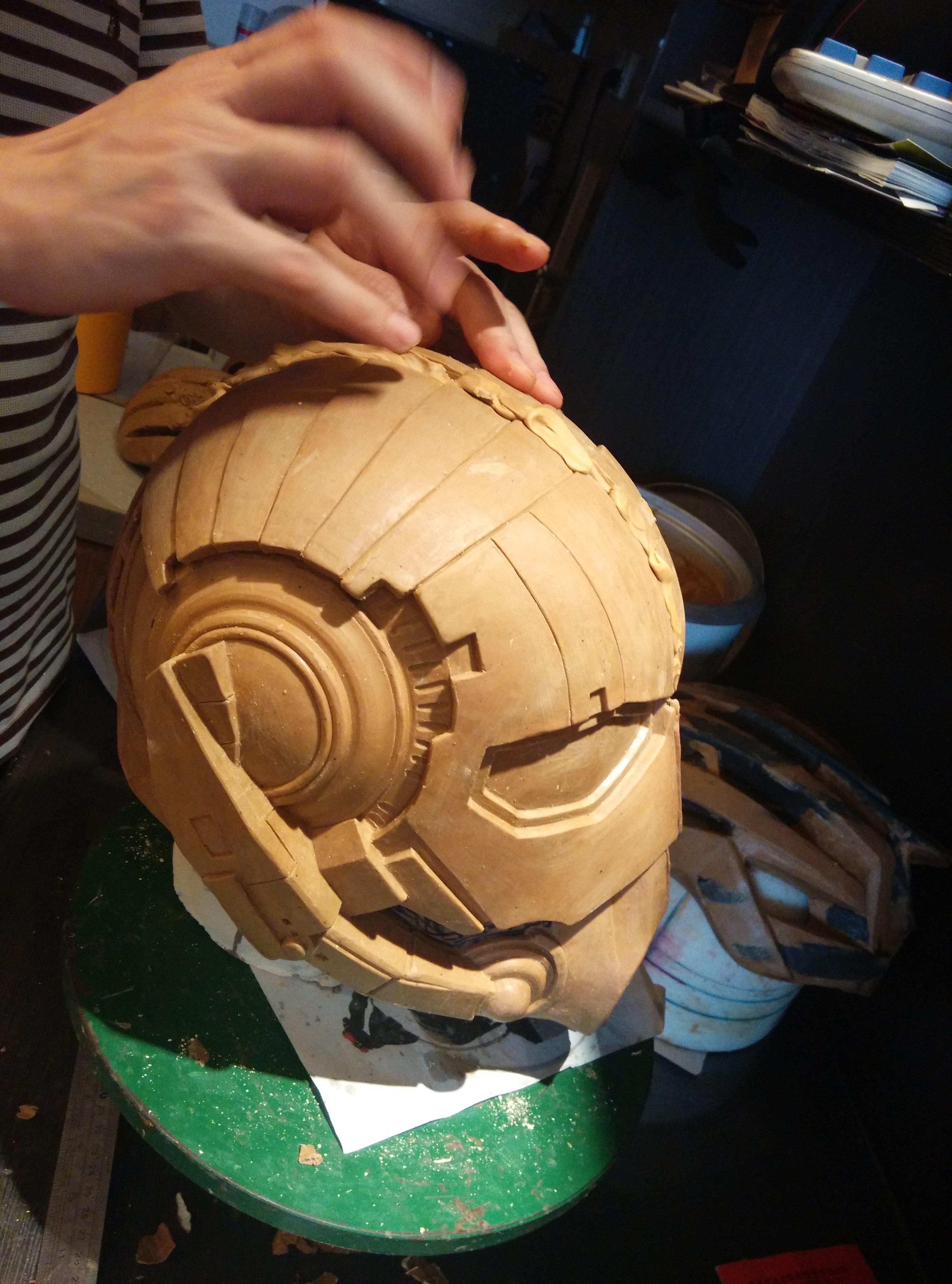 Design And Hand Made 3D Kick-Ass Ant-man Helmet (20).jpg