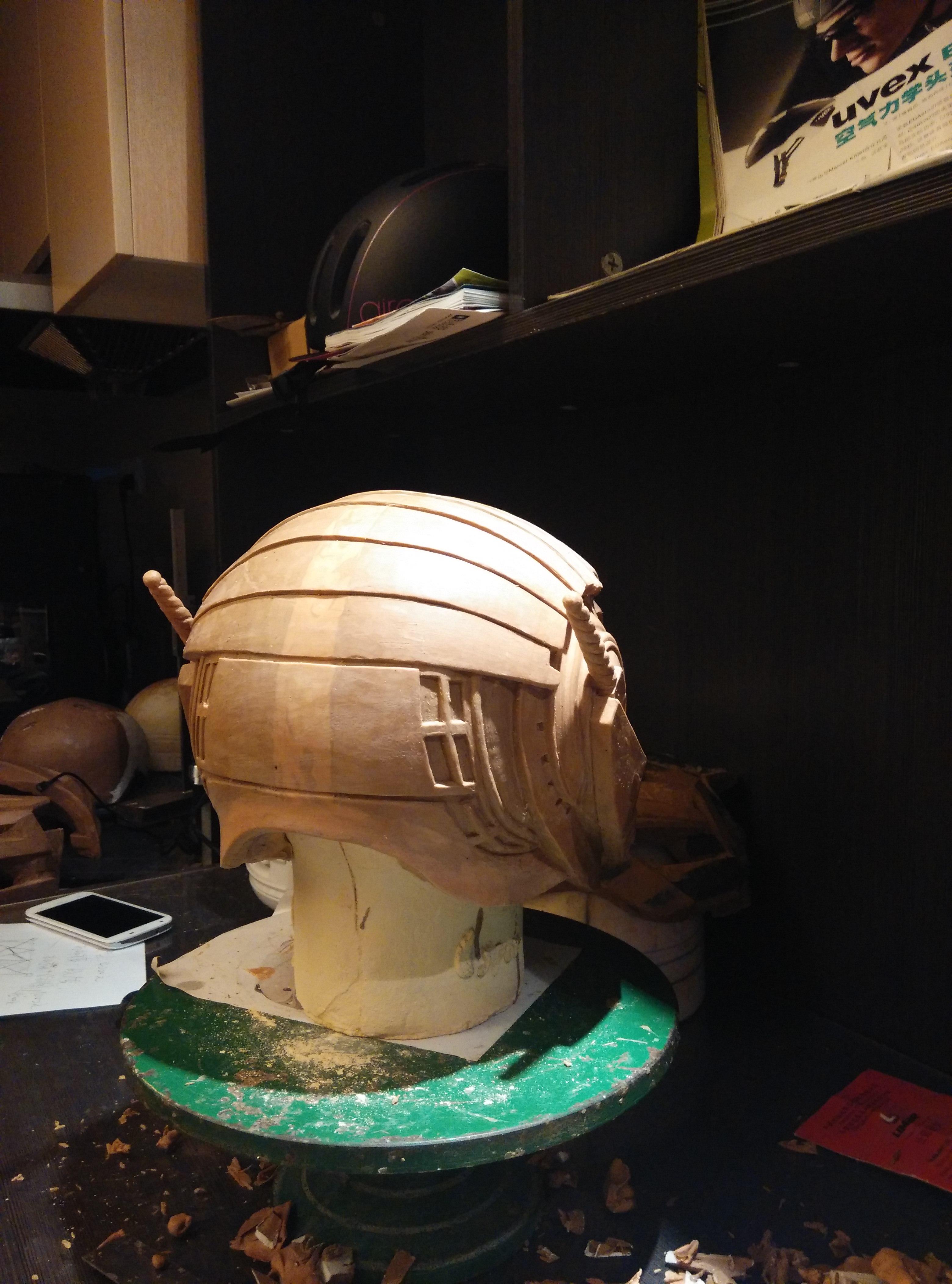 Design And Hand Made 3D Kick-Ass Ant-man Helmet (28).jpg