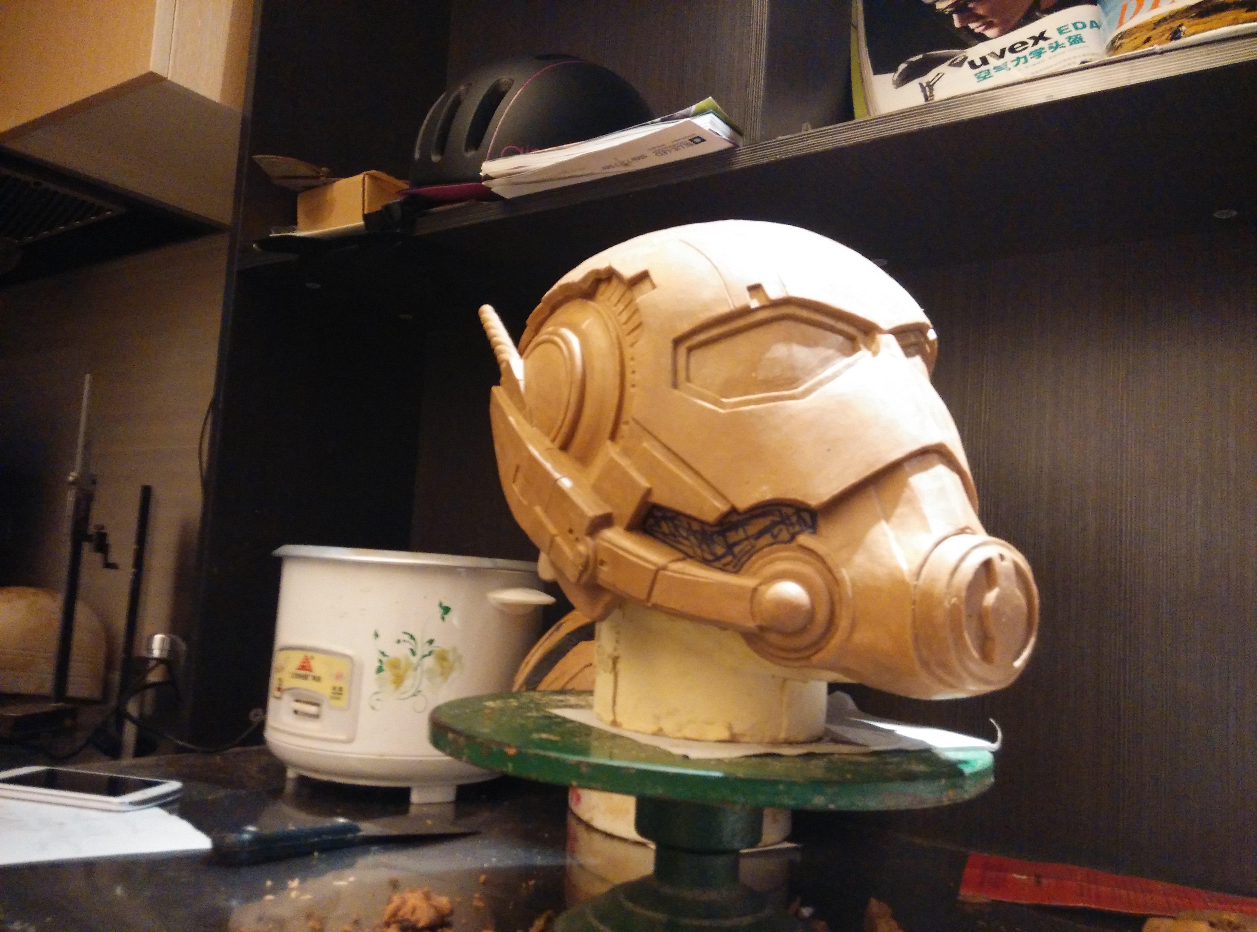 Design And Hand Made 3D Kick-Ass Ant-man Helmet (32).jpg