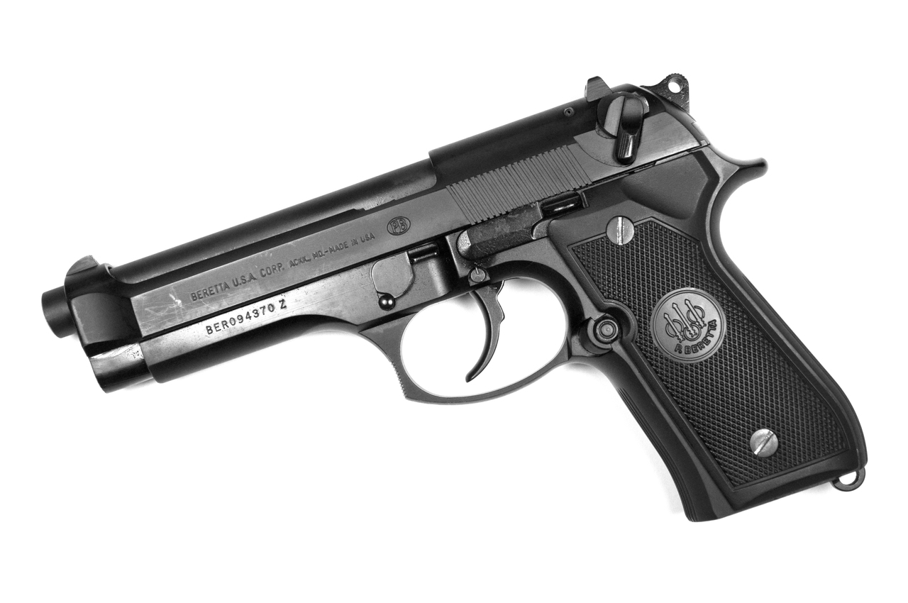 Lethal Weapon Riggs Beretta Rpf Costume And Prop Maker Community