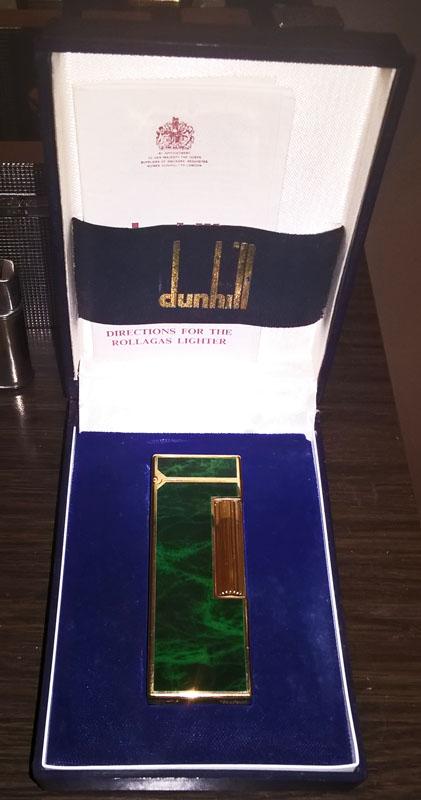 Dunhill Rollagas Green Case s.jpg
