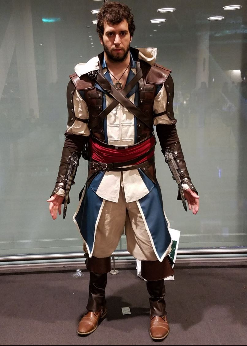Assassins Creed Cosplay Costumes Rpf Costume And Prop Maker