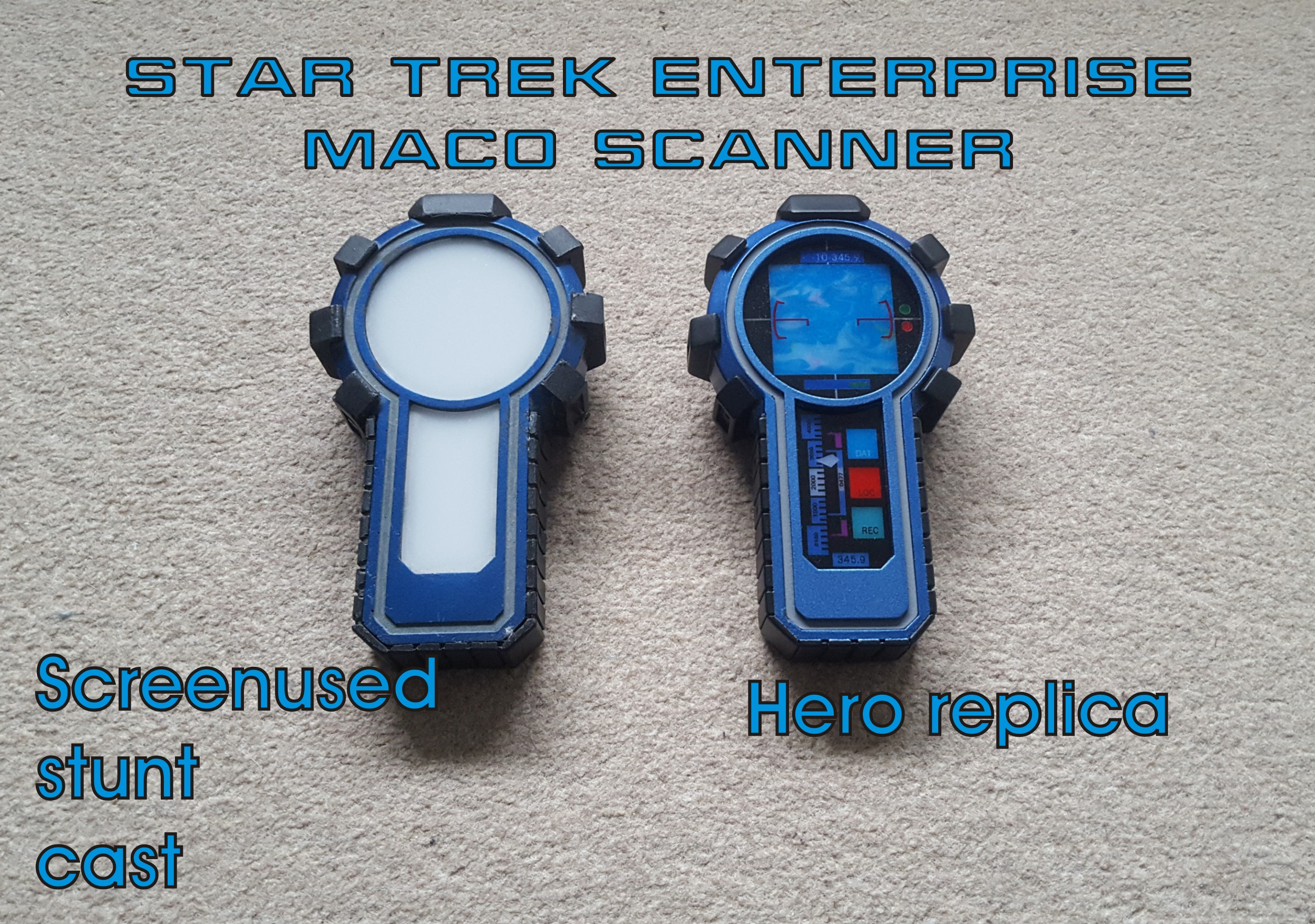 Enterprise Screenused and replica.jpg
