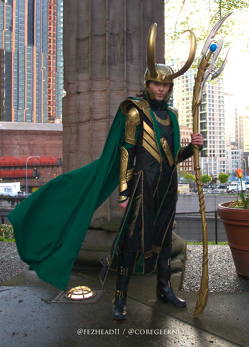 Finished Lokis Staff Scepter Build Write Up Rpf Costume And