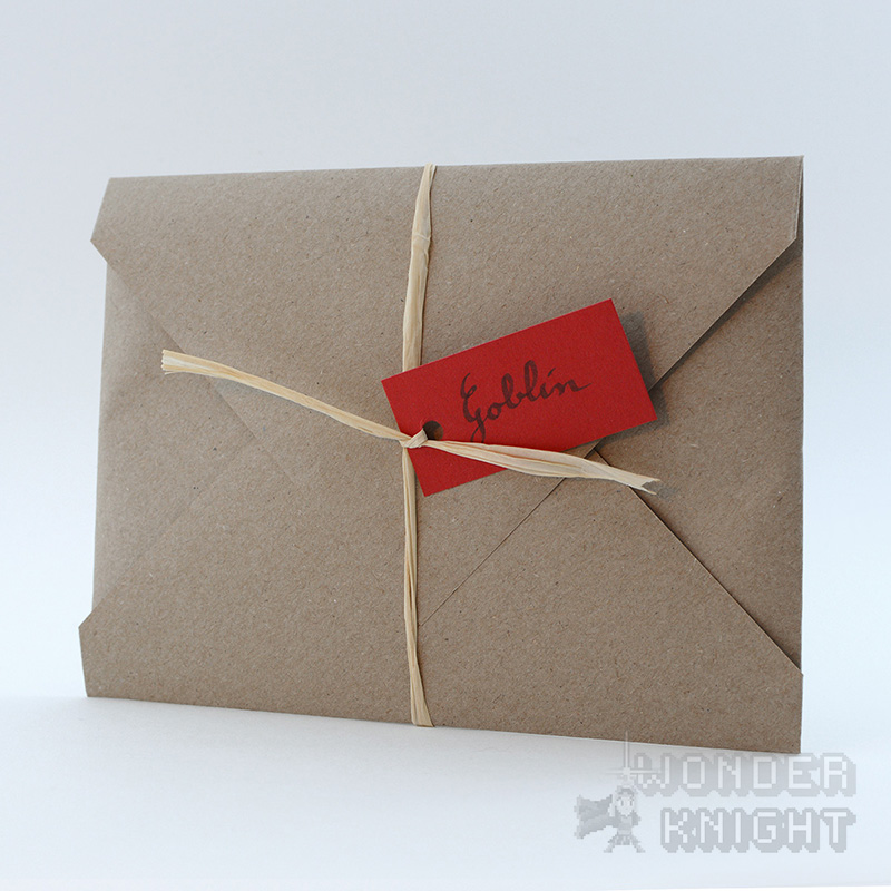 Gringotts Letter embalage.jpg