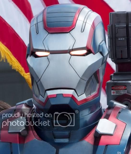 Iron Man Pepakura Helmets Mark 42 43 Iron Patriot Wm Pdf Links