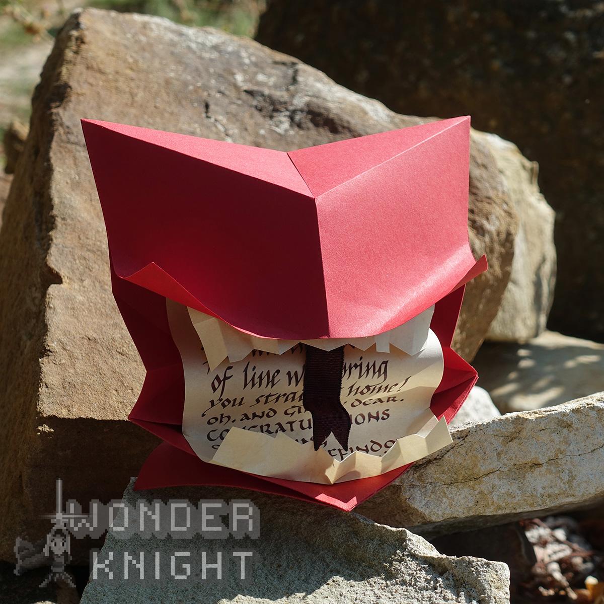 Howler origami 10.JPG