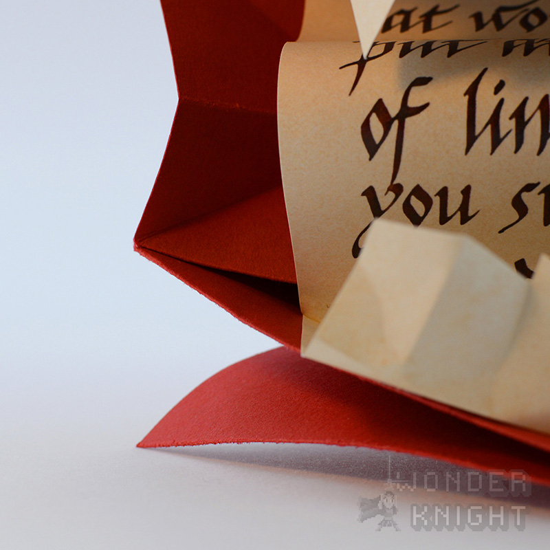 Howler origami 8.JPG