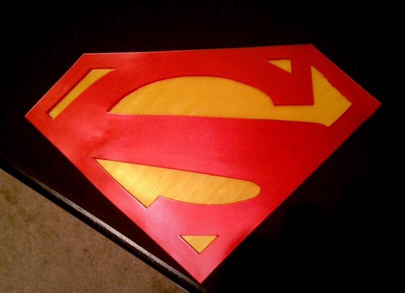 Superman New 52 Logo