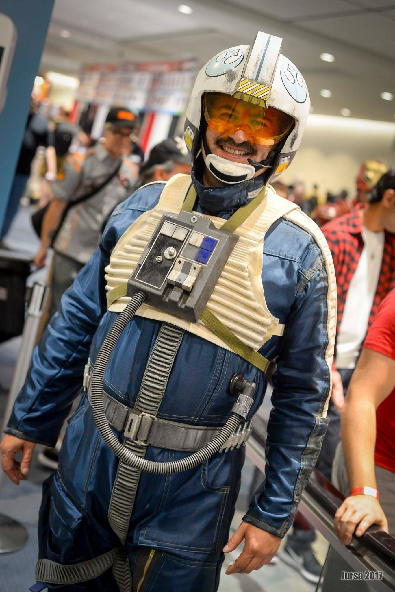 Showoff My Rogue One Blue Leader General Merrick Costume Rpf Costume And Prop Maker Community
