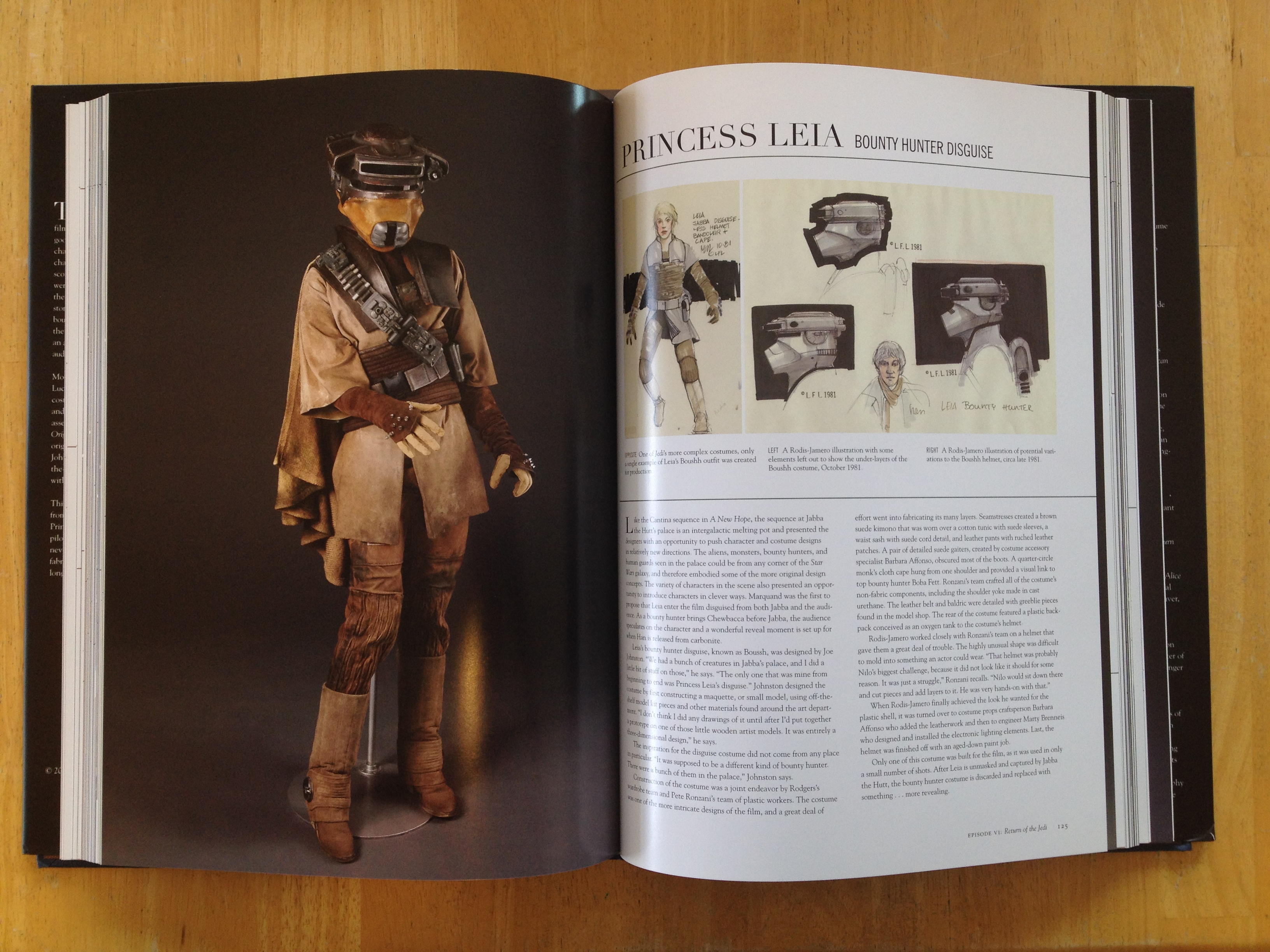 Book Review Star Wars Costumes The Original Trilogy Rpf Costume And Prop Maker Community