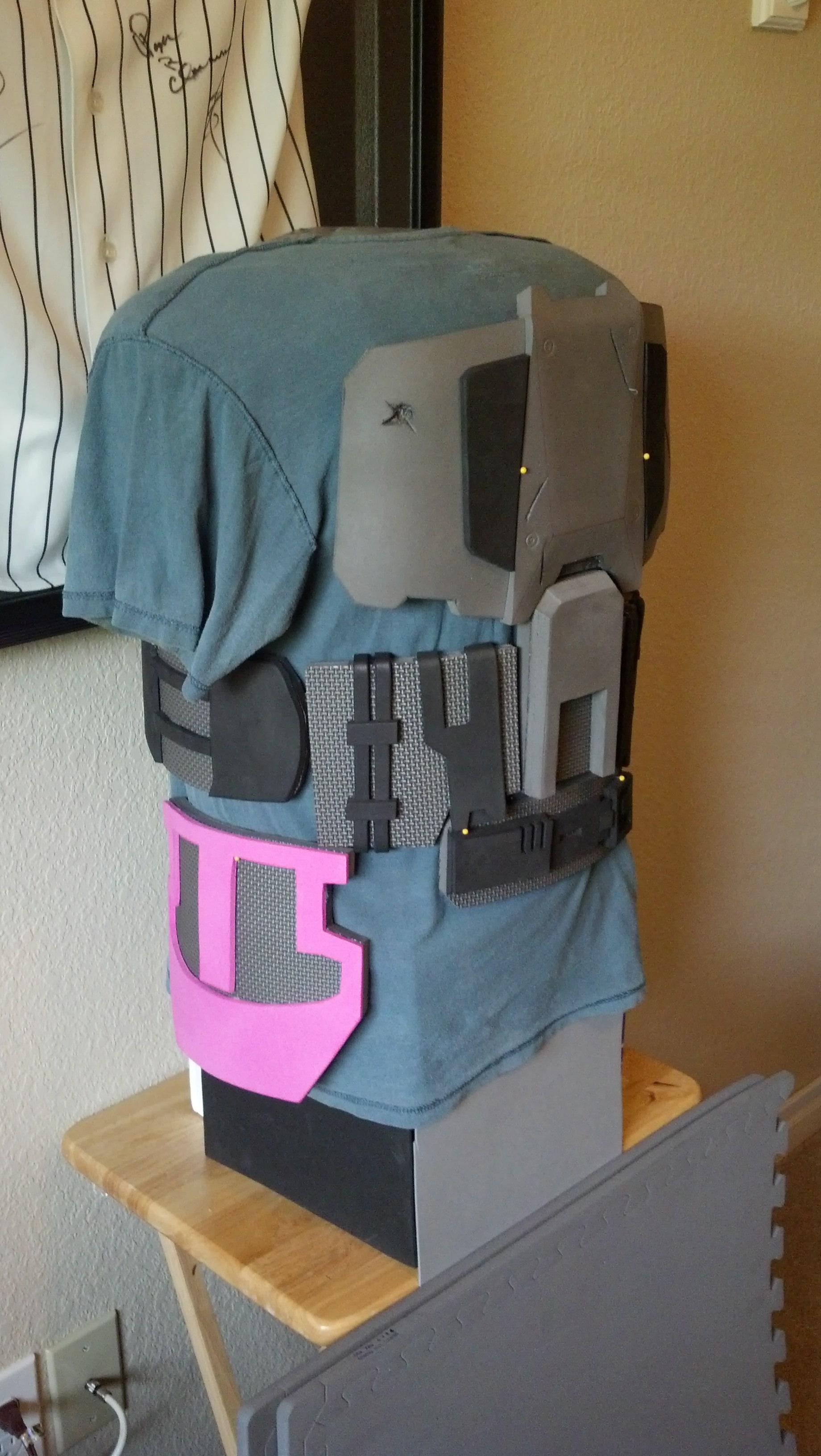 Foam - halo - odst armor | RPF Costume and Prop Maker Community