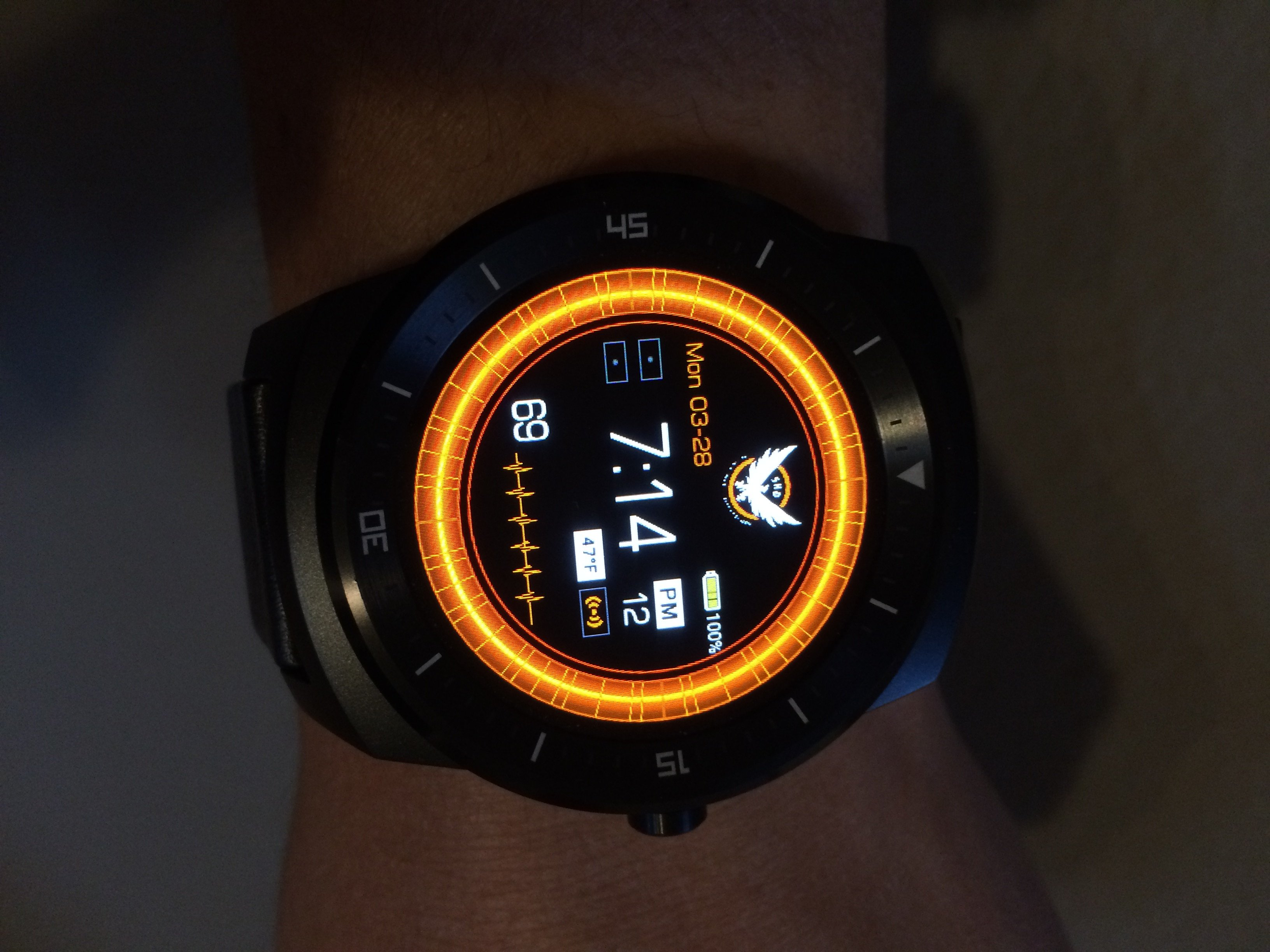 Tom Clancy S The Division Agent Watch Face Rpf Costume And Prop Maker Community