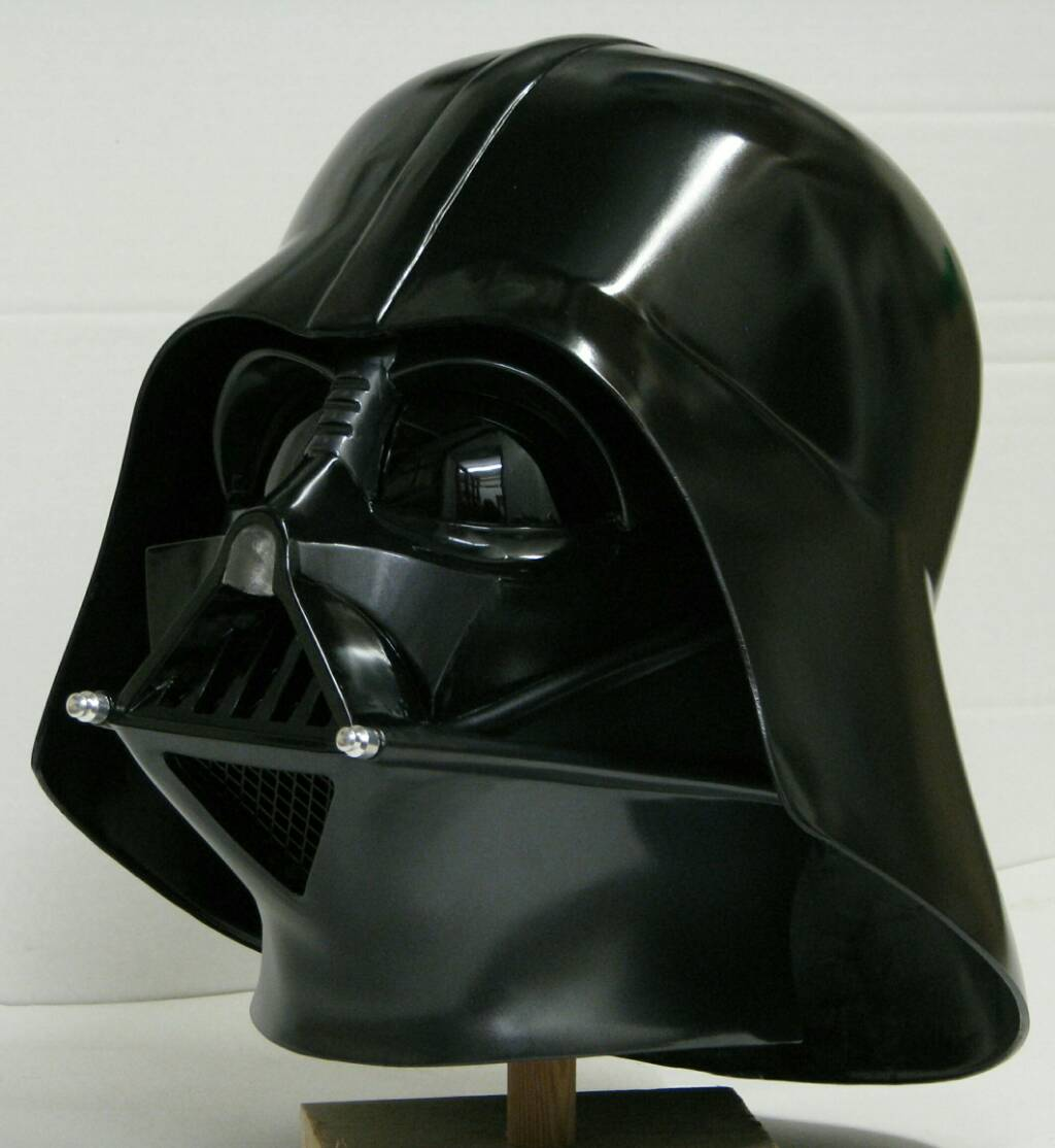 Rubies Supreme Vader Helmet Modifications | RPF Costume and