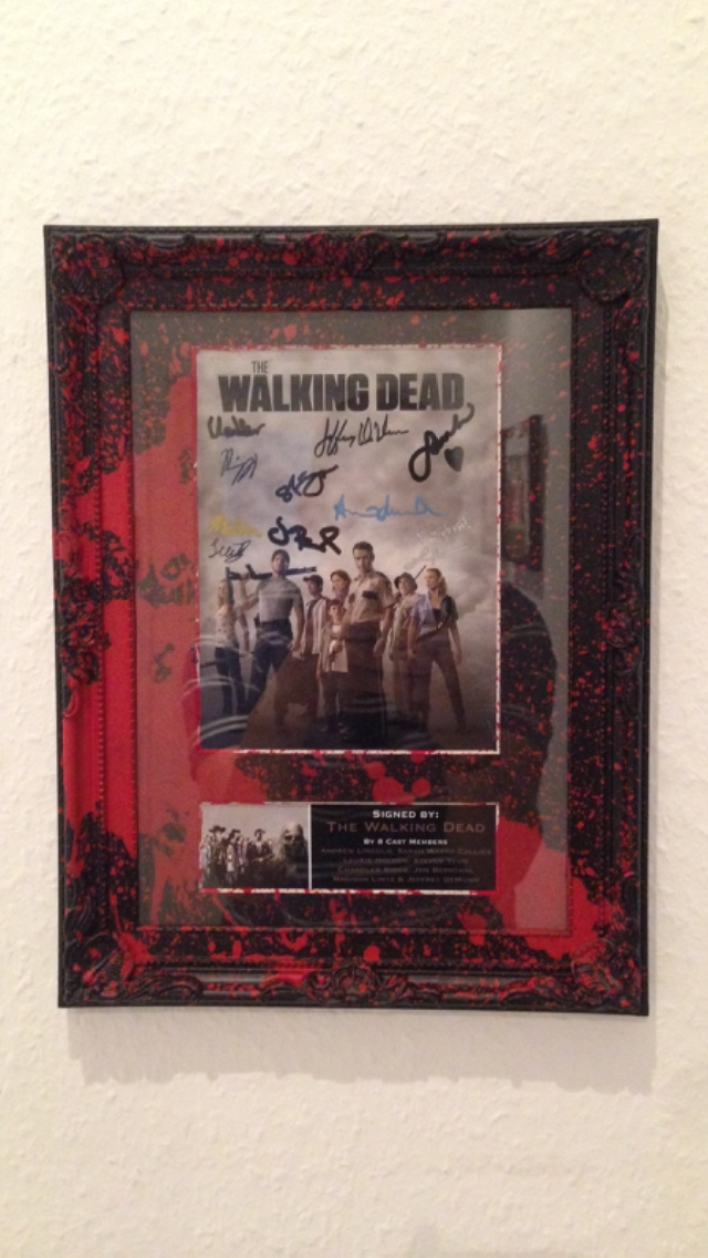 The Walking Dead Frame Rpf Costume And Prop Maker Community