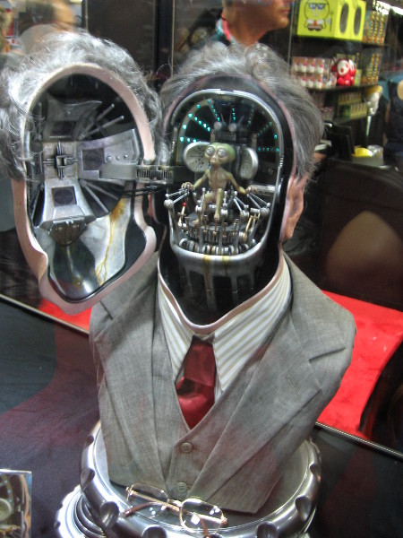 Men In Black Rosenberg Bust From Elite Creature Collectibles