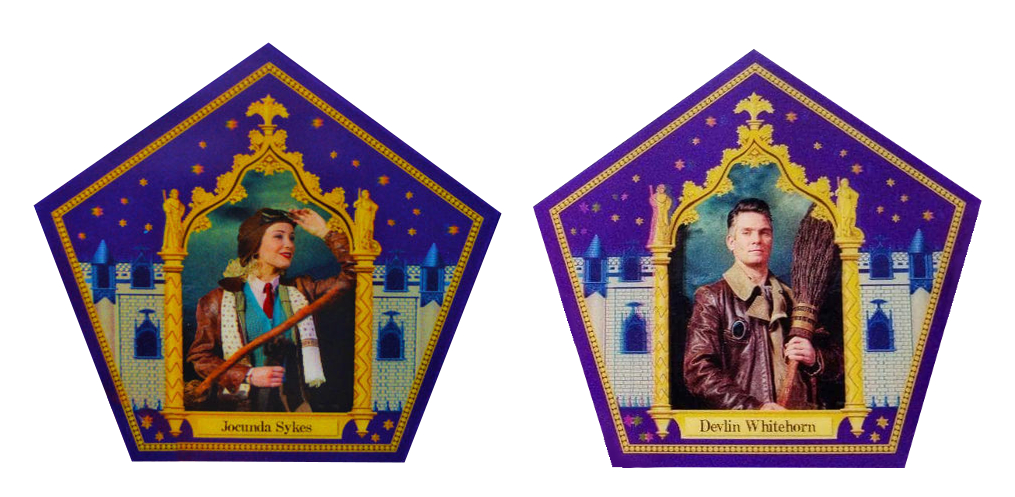 image regarding Harry Potter Chocolate Frog Cards Printable named Every single Harry Potter chocolate frog playing cards in opposition to Common