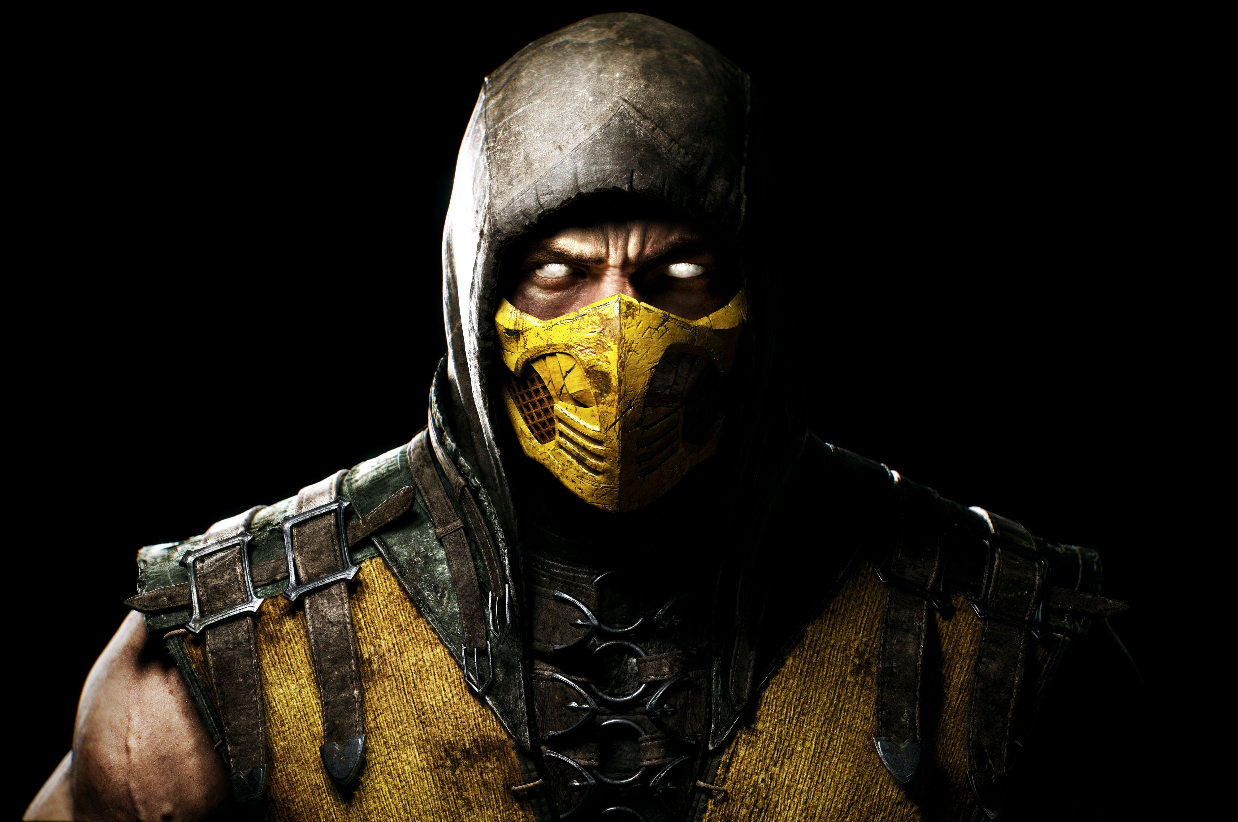 Scorpion Mortal Kombat X Build Finished Rpf Costume And Prop