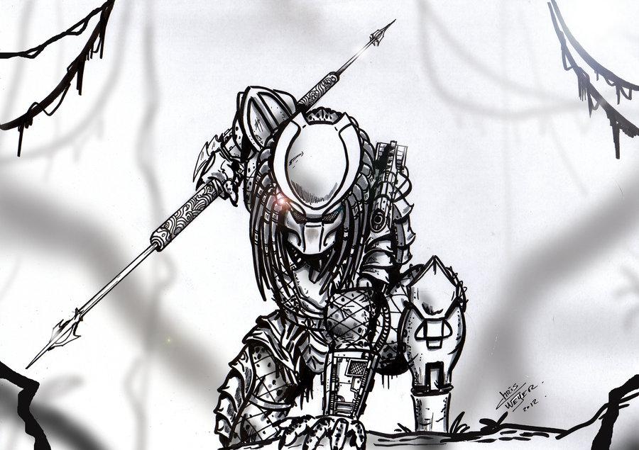 my_predators____draws_by_chrisweyer-d4zvirs.jpg