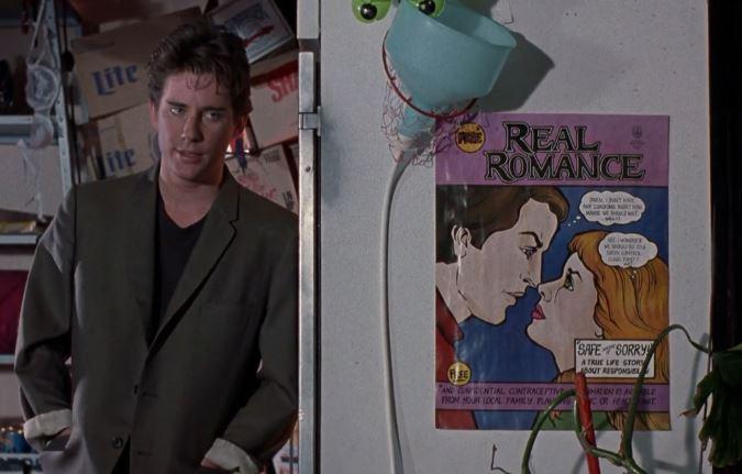 Poster on fridge.JPG