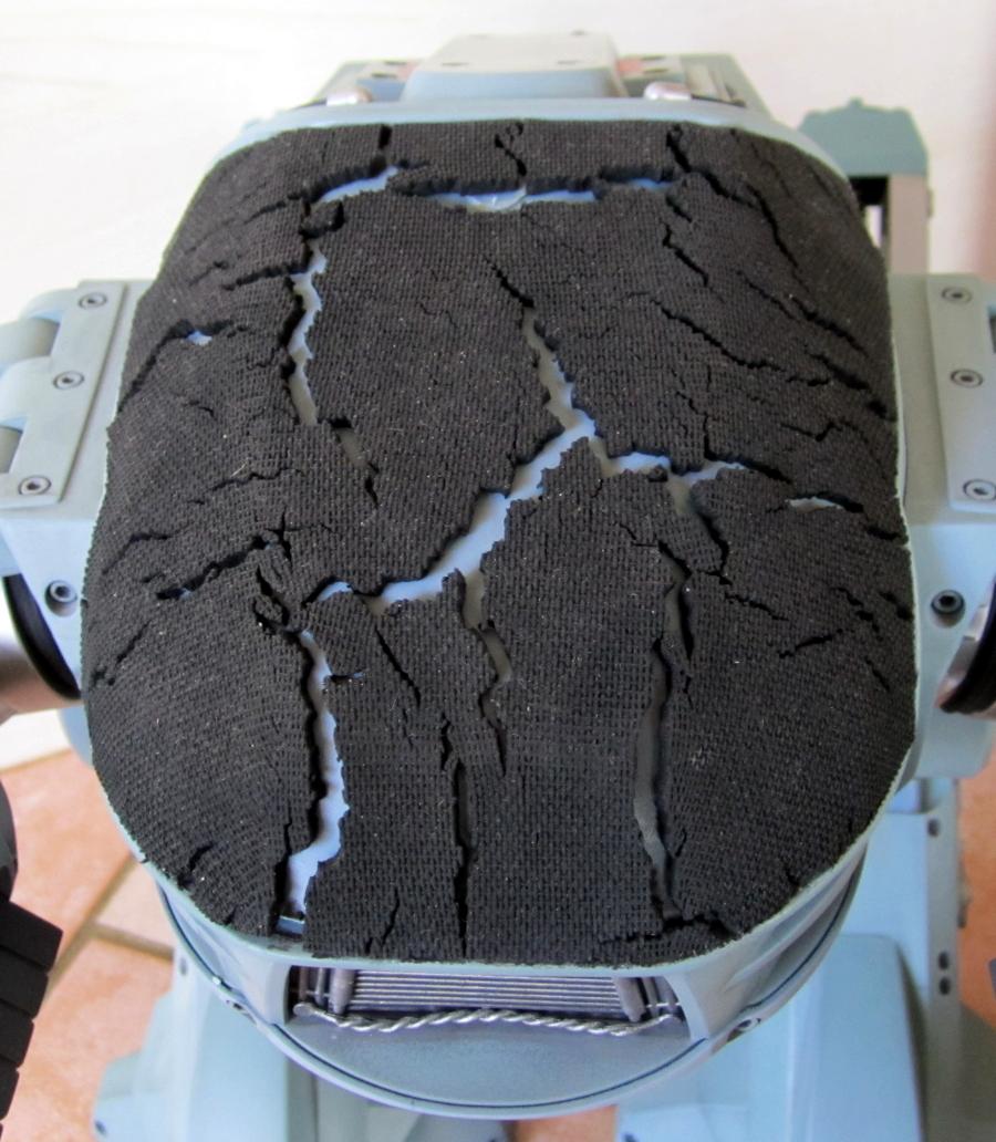 Rubber damage Robocop ED-209.jpg