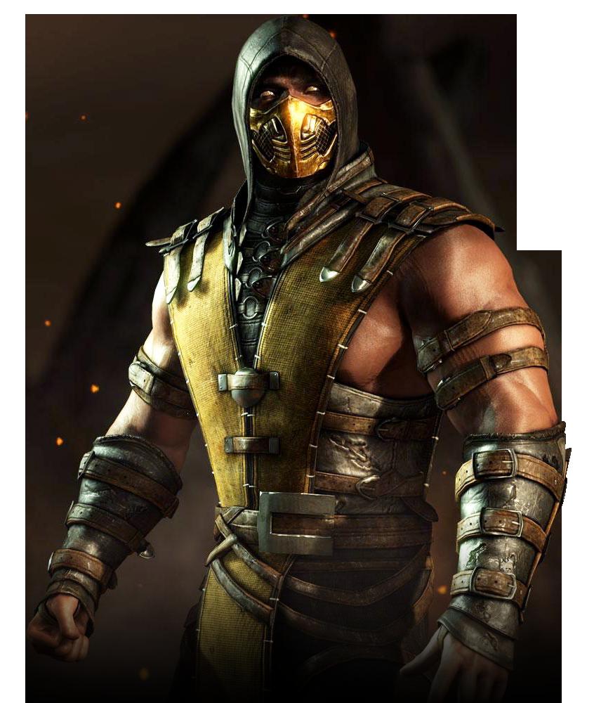 Scorpion Mortal Kombat X Build Finished Rpf Costume And Prop