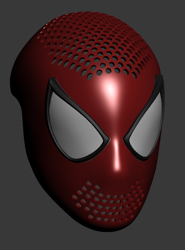 The Amazing Spider-man 2 - 3D Print Files/Pattern - FREE