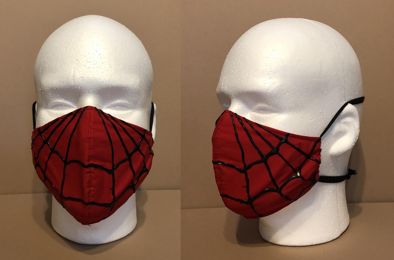 Spider Man covid 19 mask post.jpg