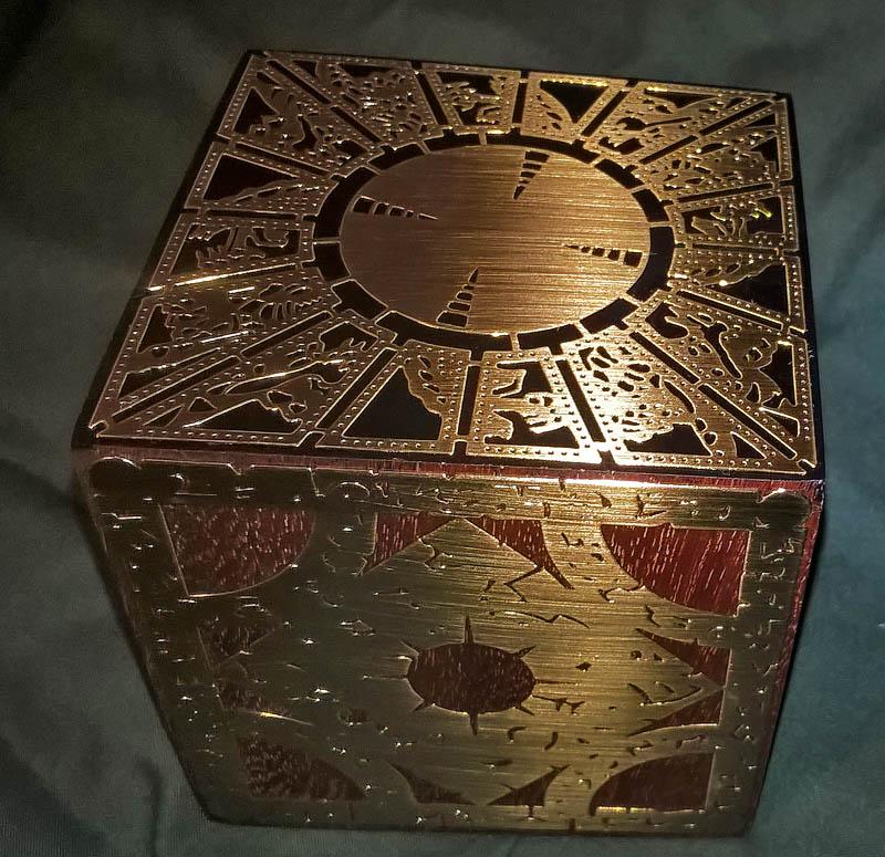 Trick or Treat Studios Hellraiser - Lament Box s01.jpg
