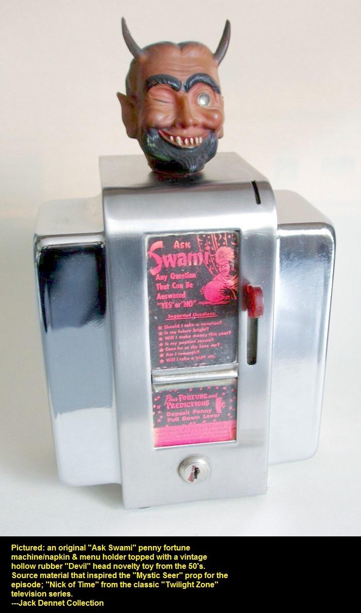 The Twilight Zone Mystic Seer Fortune Teller Rpf Costume And Prop Maker Community