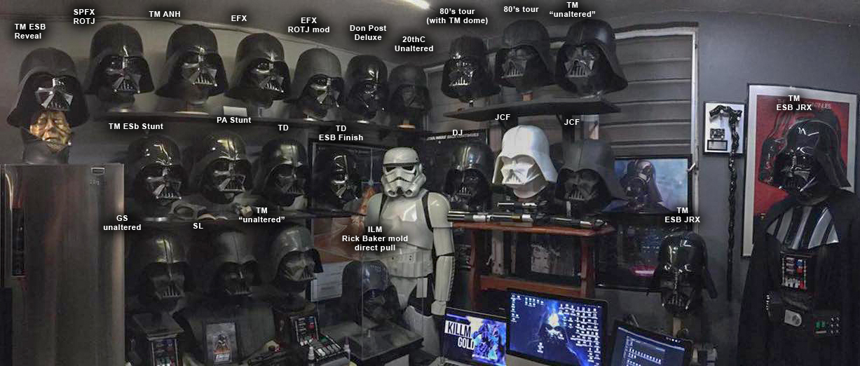 Vader helmets collection.jpg