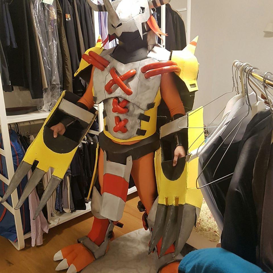 Wargreymon cosplay3.jpg