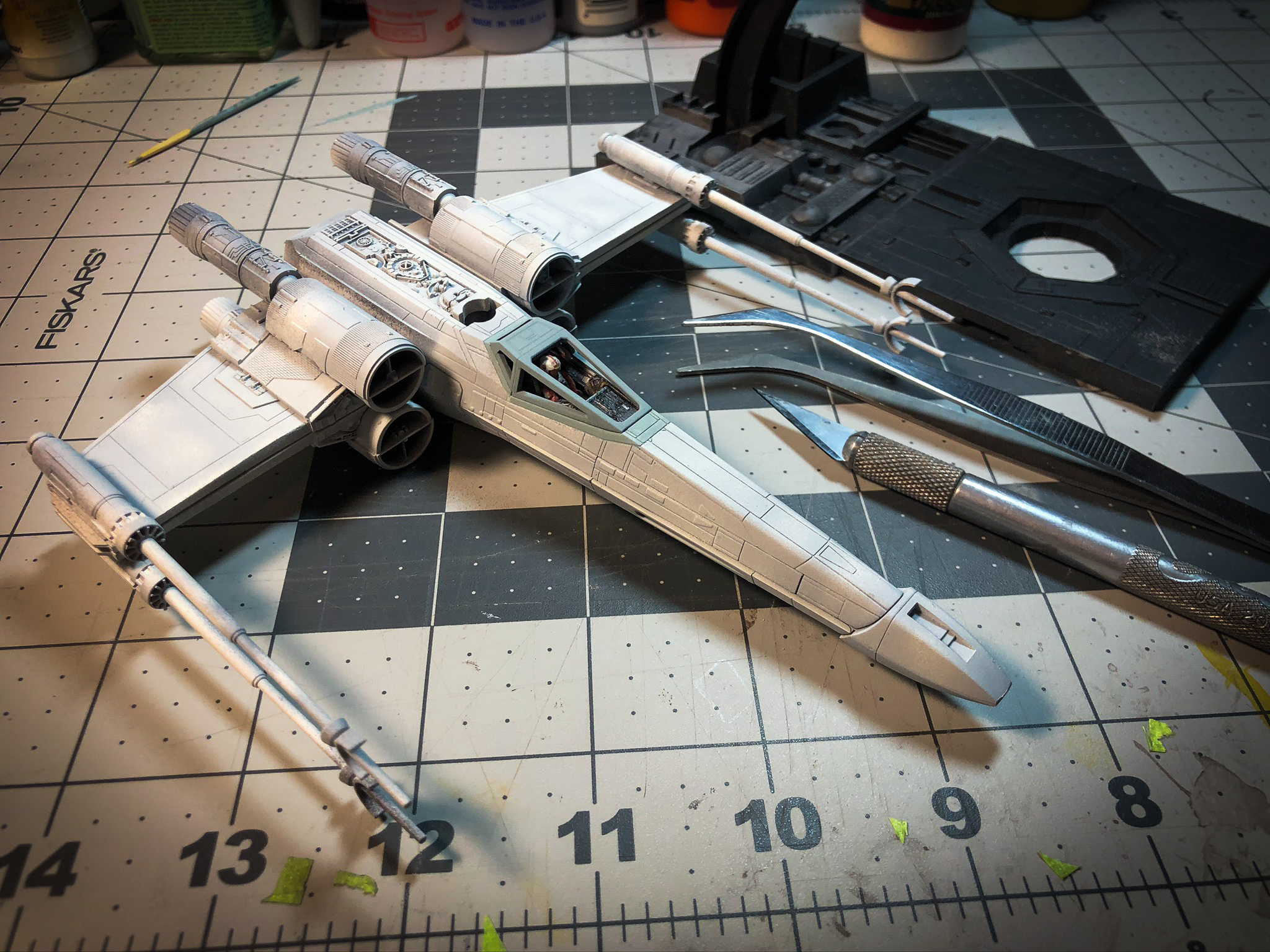 I Have An X Wing Problem Rpf Costume And Prop Maker Community