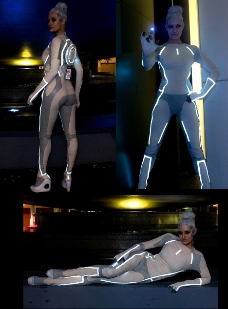 Annisse - Siren Gem TRON LEGACY (movie)