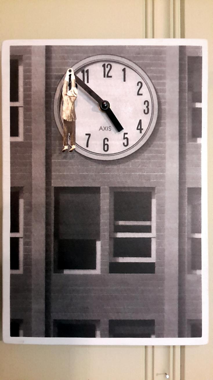Back to the Future: Harold Lloyd Clock