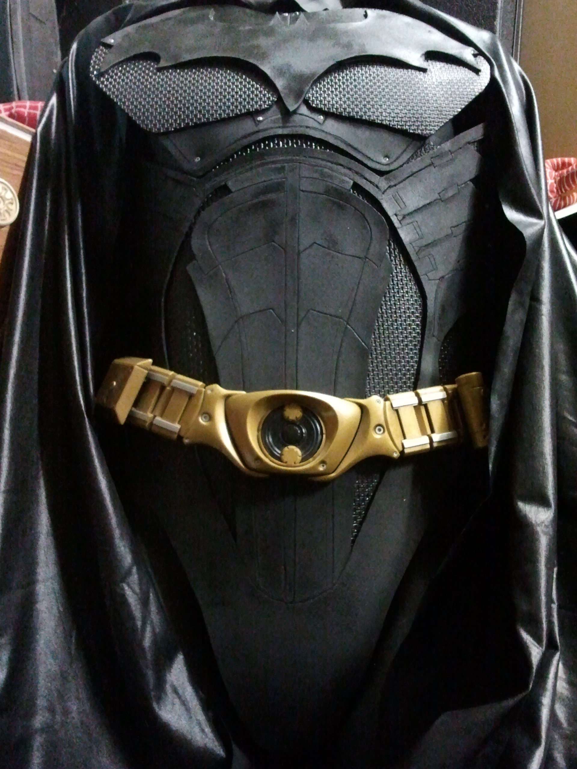 Batman Begins Torso