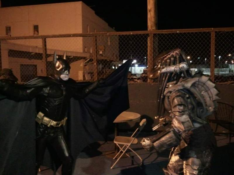 Batman vs. Predator 1