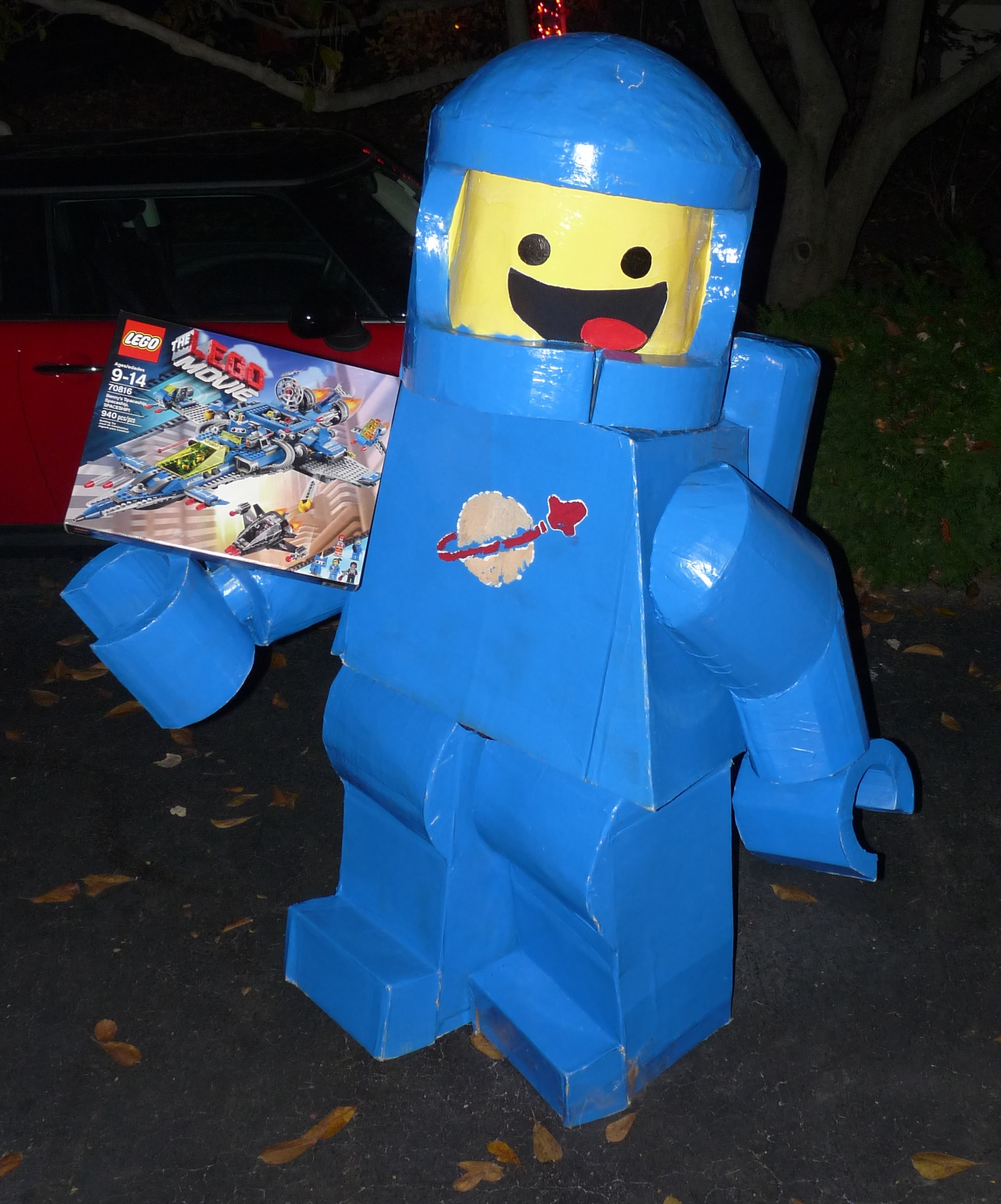Coryn - Benny from The Lego Movie