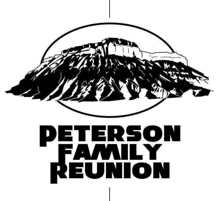Done for the Peterson Family Reunion in 2010